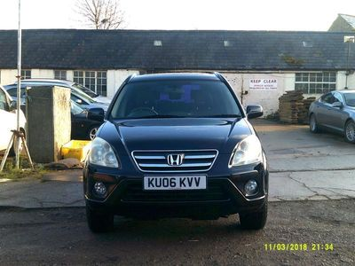 used Honda CR-V 2.2 i-CTDi Executive 5dr