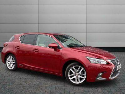 used Lexus UX HATCHBACK 250h 2.0 5dr CVT [Nav]