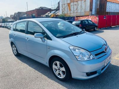 used Toyota Corolla Verso 1.8 VVT-i T3 5dr