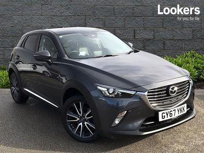 used Mazda CX-3 2.0 Sport Nav 5Dr Awd