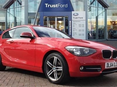 used BMW 116 1 SERIES i Sport 3dr ** Only 2 Owners ** 1.6