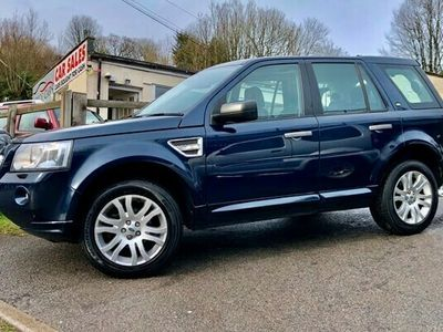 used Land Rover Freelander 2.2 Td4 HSE 5dr Auto