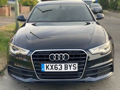 used Audi A6 Saloon 2.0 TDI S line Multitronic 4dr