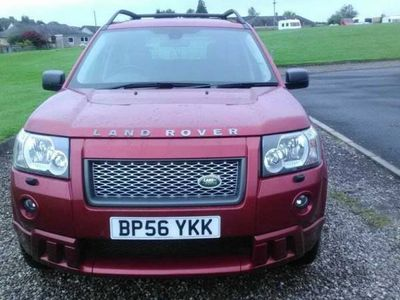 used Land Rover Freelander 2.2 TD4 XS 5d 159 BHP