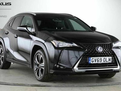 used Lexus UX Hatchback 250h 2.0 5dr CVT [Nav] Premium Pack