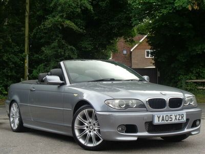 used BMW 318 3 Series 2.0 Ci Sport Convertible