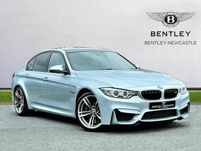 used BMW M3 M34dr DCT saloon