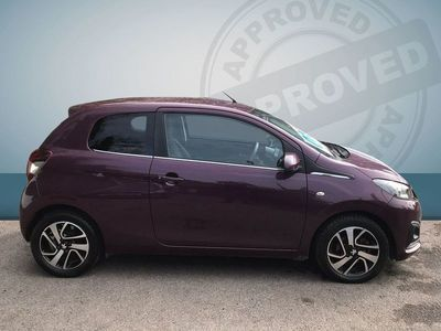 used Peugeot 108 2015 Wooburn Green 1.2 Allure 3dr