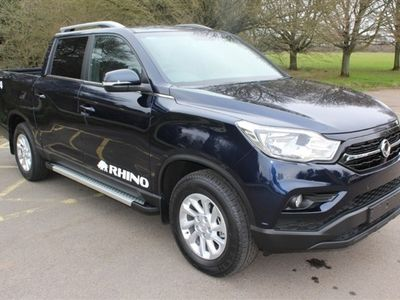 used Ssangyong Musso 2.2D RHINO AUTO