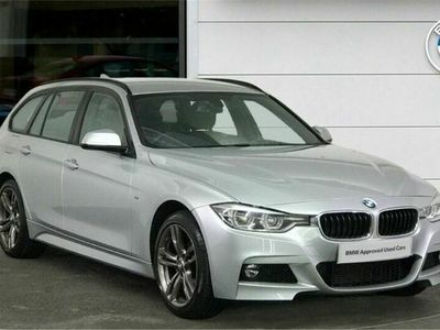 used BMW 320 d xDrive M Sport Touring