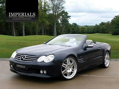 used Mercedes SLS AMG BRABUS S V12 SL 6.3 V12 BI-TURBO CABRIOLET AUTO Convertible 2004