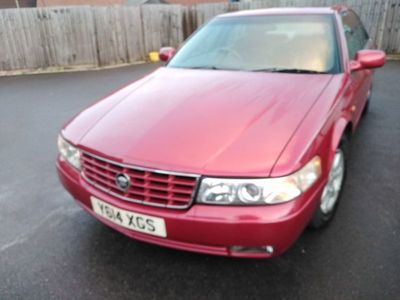used Cadillac Seville STS 4.6 4dr