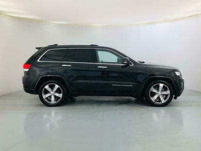 used Jeep Grand Cherokee 3.0 V6 CRD OVERLAND 5d AUTO 247 BHP [PANORAMIC ROO sw diesel
