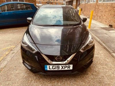 used Nissan Micra 1.0 IG-T N-Sport (s/s) 5dr