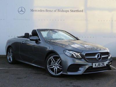 used Mercedes E220 E-ClassAmg Line Premium 2Dr 9G-Tronic