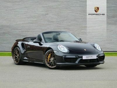 used Porsche 911 Turbo S Cabriolet