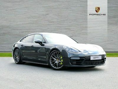 used Porsche Panamera 2.9 V6 4 E-Hybrid 5dr PDK Auto