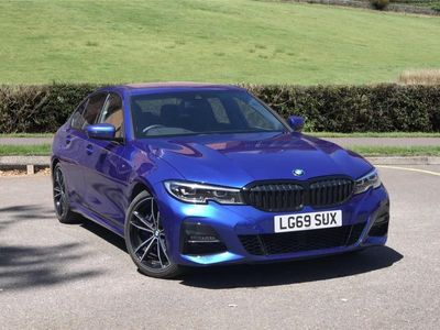 used BMW 330 3 SERIES 2019 Cobham i M Sport 4dr Step Auto