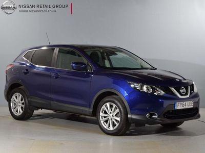 used Nissan Qashqai 1.5 dCi Acenta Premium 5dr