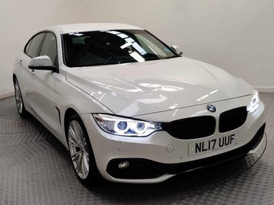 used BMW 418 4 SeriesSport 5dr [Professional Media] Coupe 2017