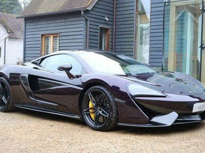 used McLaren 570S COUPE - HUGE SPEC/AS NEW CONDITION
