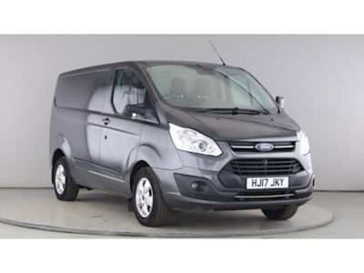 used Ford Custom Transit270 Tdci 170 L1h1 Limited Swb Low Roof