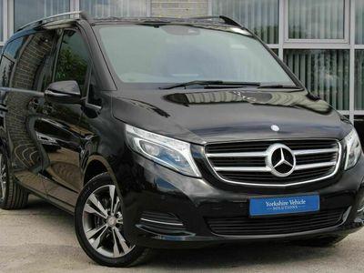 used Mercedes V250 V Class 2.2CDi BlueTEC Sport G-Tronic+ EU6 (s/s) 5dr 7 Seat