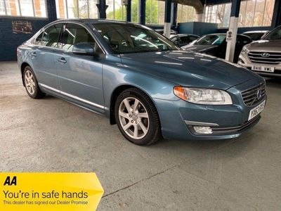 used Volvo S80 1.6 D2 SE Lux Powershift 4dr