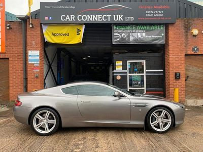 used Aston Martin DB9 6.0 Touchtronic 2dr