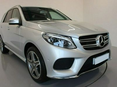 used Mercedes GLE250 GLE4Matic AMG Line 5dr 9G-Tronic