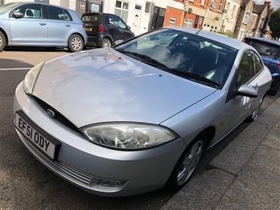 used Ford Cougar 2.5 24v 3dr Auto