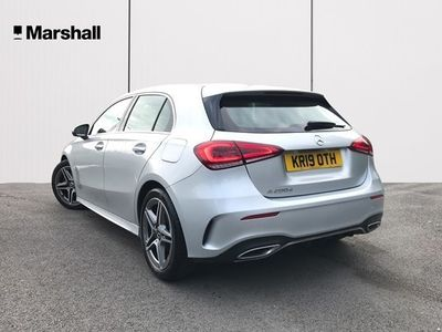 used Mercedes A200 A-Class Hatchbackd AMG Line 8G-DCT auto 5d