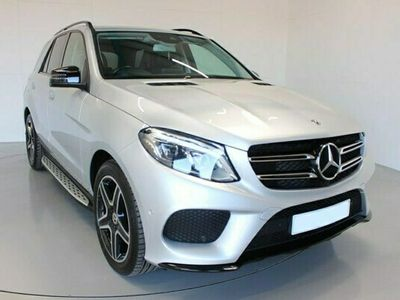 used Mercedes GLE350 GLE Class4Matic AMG Line 5dr 9G-Tronic Estate 2017