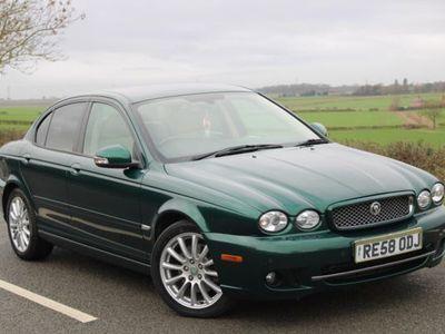 used Jaguar X-type 2.2 D DPF S 4dr