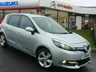 used Renault Scénic DYNAMIQUE TOMTOM DCI EDC 1.5 5dr
