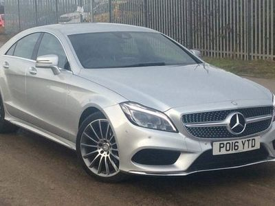 used Mercedes CLS220 CLSAmg Line 4Dr 7G-Tronic