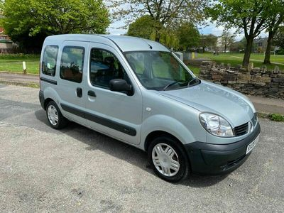 used Renault Kangoo 1.2 16v 75 Authentique 5dr