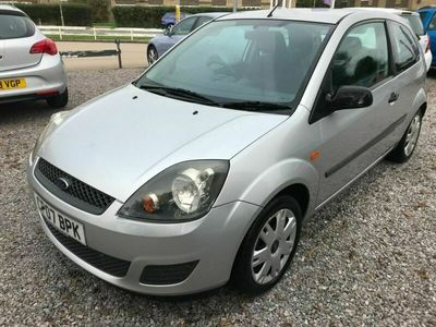 used Ford Fiesta 1.2 STYLE 16V 3d 78 BHP