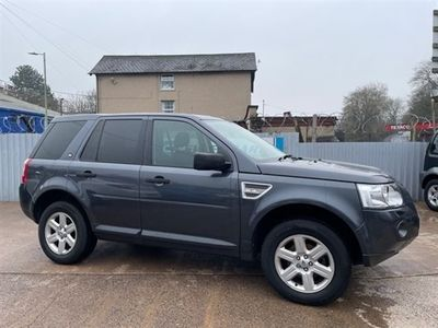 used Land Rover Freelander 2.2 TD4 GS 5d 159 BHP