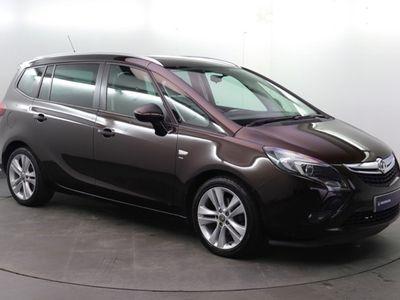 used Vauxhall Zafira Tourer 1.4 i VVT 16v Turbo SRi 5dr
