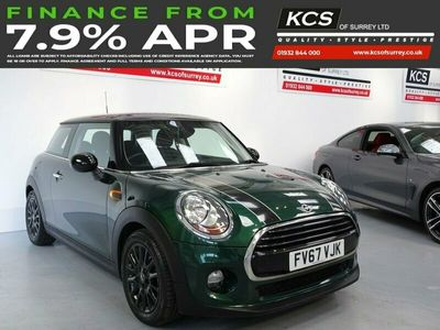 used Mini Cooper HATCH COOPER 1.53d 134 BHP MEDIA XL NAV- HTD SEATS-CAMERA