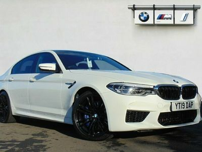 used BMW M5 4dr DCT Auto
