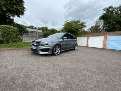 used Mercedes B220 B Class 2.1AMG Line 7G-DCT (s/s) 5dr