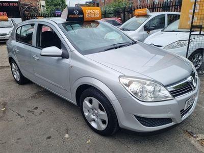 used Vauxhall Astra 1.6 CLUB 5d 115 BHP