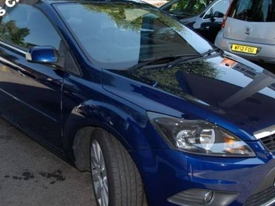 used Ford Focus PETROL MANUAL COUPE 2 DOORS