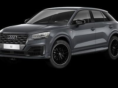 used Audi Q2 30 TDI Black Edition 5dr S Tronic