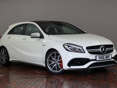 used Mercedes A45 AMG A Class4Matic Premium 5dr Auto amg hatchback