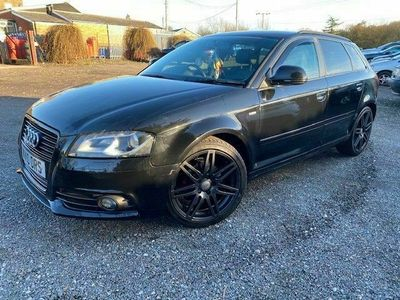 used Audi A3 Sportback 2.0 TDI Black Edition 5dr