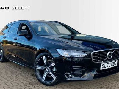 used Volvo V90 T4 R-Design Plus Automatic (Winter Pack)