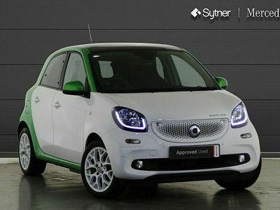 used Smart ForFour Electric Drive Hatchback Prime Premium Plus 5dr Auto